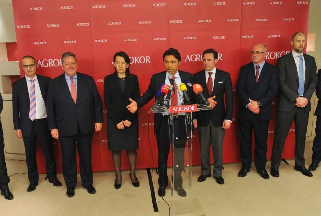 Agrokor najavljuje svoju namjeru imenovanja vodećih neovisnih globalnih savjetnika za restrukturiranje