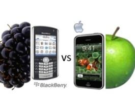 Fight Club – Blackberry Vs. iPhone prijavite se i pokažite koji je bolji!