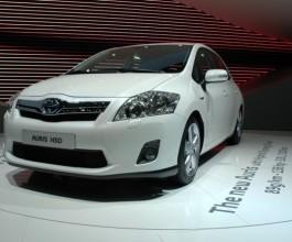 Auris HSD – Toyota proizvodi prvi europski hibrid