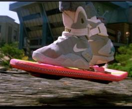 Leteći skateboard iz Povratka u budućnost postao stvarnost [VIDEO]