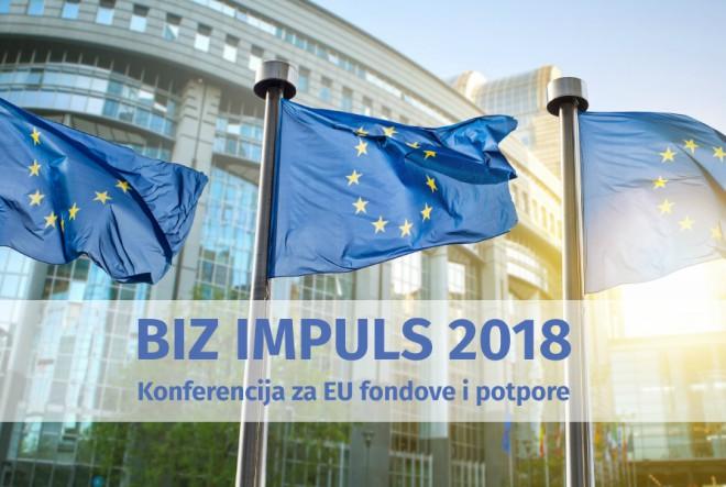BIZ IMPULS 2018. rješava izazove prijava na EU natječaje