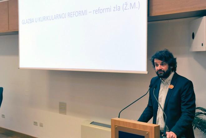 Boris Jokić na predavanju na Ekonomskom fakultetu u Rijeci