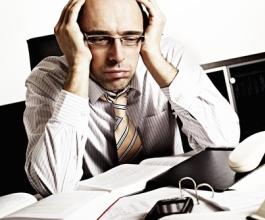 Ako vam posao ne ide iz glave, trebate pomoć