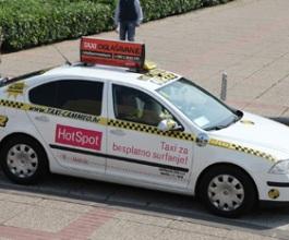 Tko krade identitet Taxi Cammea?