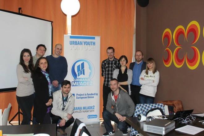 Europski projekt –  poduzetništvo za mlade