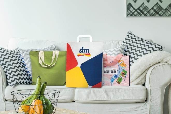 dm iz ponude trajno povlači jednokratne plastične vrećice