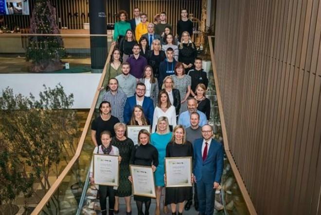 Dodijeljene godišnje nagrade za zelenu gradnju i održivi razvoj