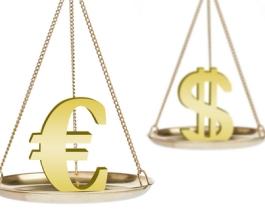 Tečaj eura prema dolaru na najvišoj razini u sedam tjedana