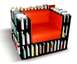 Kamo s tolikim knjigama? Police za knjige na sto načina [FOTO]