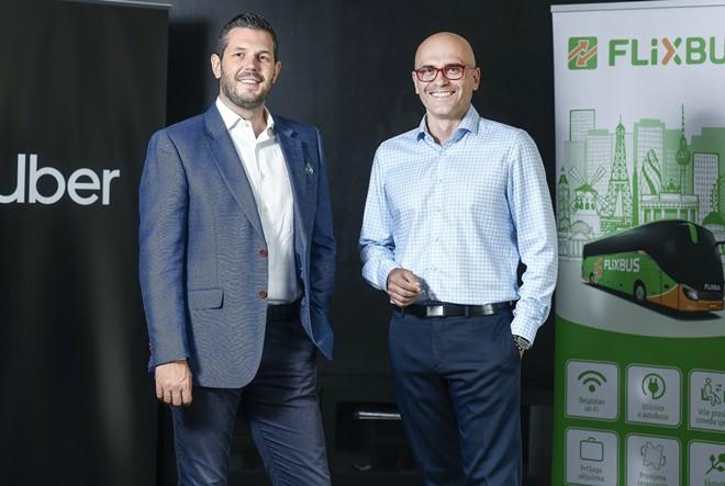 FlixBus i Uber kreću u suradnju u Hrvatskoj