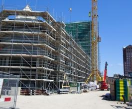 Građevinski radovi u ožujku pali za 2,3 posto