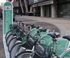 Gradske bicikle od sad plaćajte i American Express karticom!