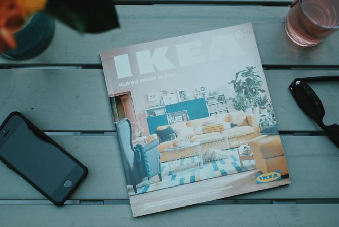 Započela distribucija novog IKEA kataloga
