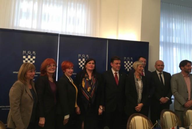 HGK i Etnografski muzej pomoću EU sredstava stvorit će jedinstvenu kulturnu ponudu u centru Zagreba
