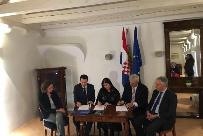 U Dubrovačko-neretvanskoj županiji potpisana dva nova ugovora za obnovu kulturne baštine