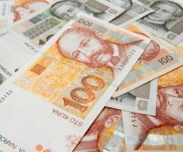 Kuna oslabila prema euru za 0,09 posto