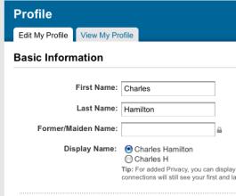 Ključne riječi u LinkedIn profilu su važne ali samo dok podržavaju vaše ciljeve!