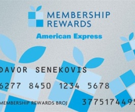 PBZ Card osvojio prestižnu nagradu za Membership Rewards® karticu