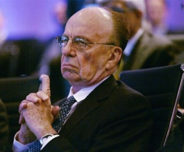 Hakeri divljaju – provalili u tabloid The Sun i objavili da se Rupert Murdoch ubio!
