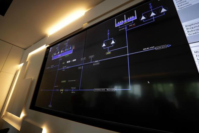 Otvoren modernizirani nadzorno upravljački sustav i dispečerski centar ViO d.o.o.