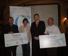 Oktal Pharma donirala 40.000 kuna kao Božićnu čestitku