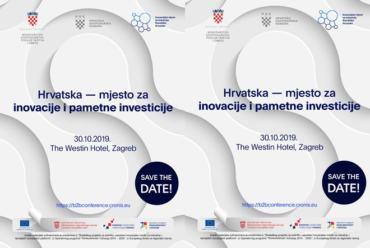 """Najava konferencije: """"Hrvatska – mjesto za inovacije i pametne investicije"""""""