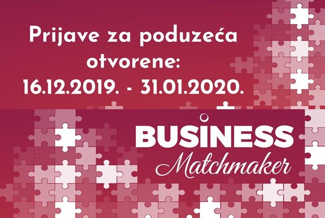 Počinju prijave poduzeća za treći Business Matchmaker: prijavite se i zaposlite proaktivne studente!