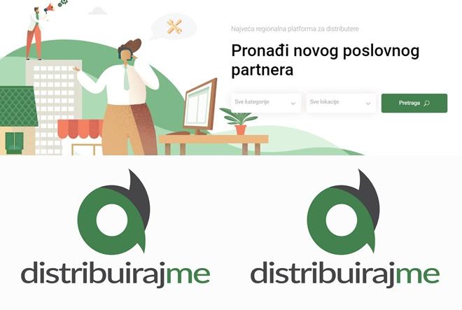 DistribuirajMe – Pronađi novog poslovnog partnera