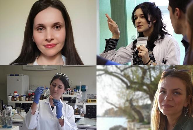 """Znanstveni doprinos četiriju hrvatskih znanstvenica nagrađen je prestižnom stipendijom L'Oréal-UNESCO """"Za žene u znanosti"""""""