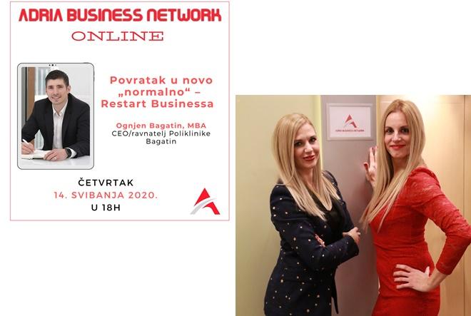 """Povratak u novo """"normalno"""" – Restart Businessa"""