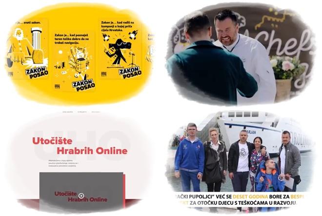 Održana virtualna dodjela nagrada Grand PRix HUOJ-a