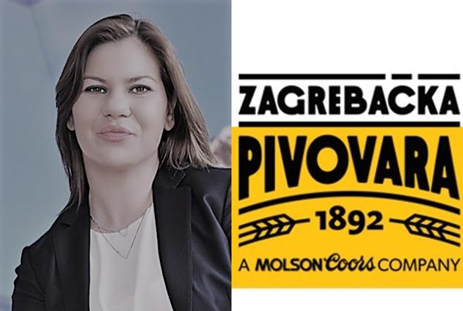 Ana Štebih Pinjuh nova direktorica marketinga u Zagrebačkoj pivovari
