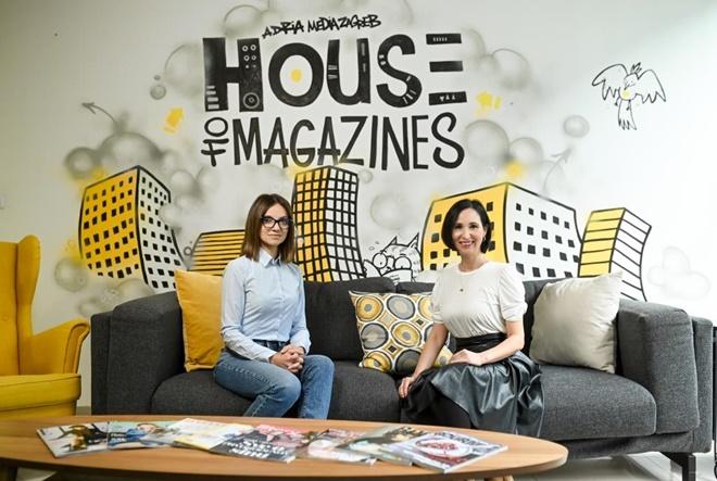 Adria Media Zagreb jača svoju lidersku poziciju na tržištu lifestyle izdanja