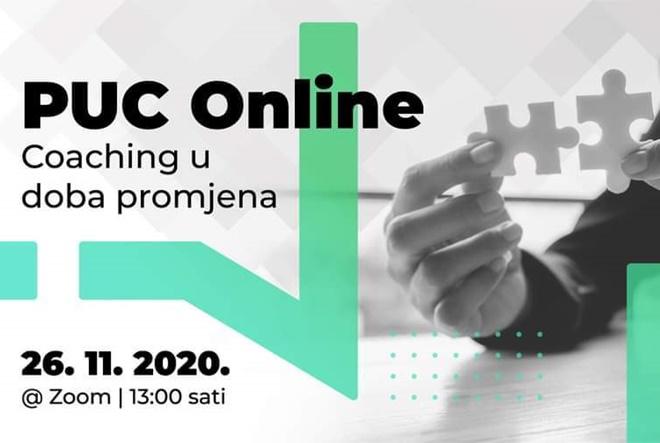 PUC online – Coaching u doba promjena