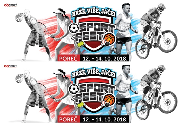 Sport Fest 2018 – brže, više, jače, bogatije