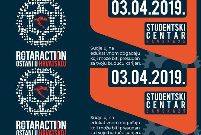Zaposli se i ostani u Hrvatskoj – Rotaraction konferencija