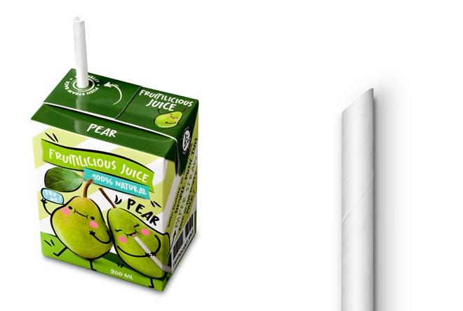 Tetra Pak pokreće proizvodnju papirnatih slamki