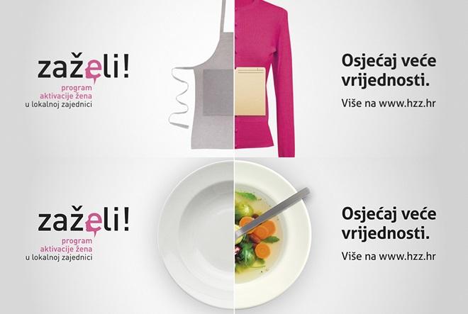 """Program aktivacije žena u lokalnoj zajednici """"Zaželi!"""""""