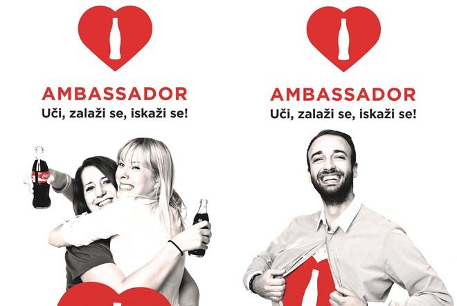 Coca-Cola HBC Hrvatska zapošljava pripravnike