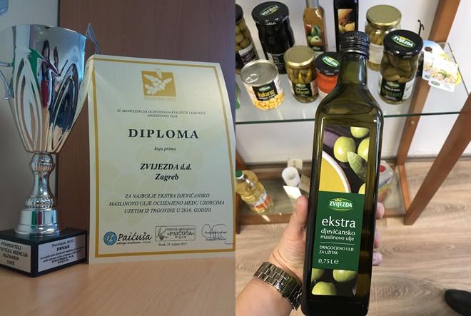 Udruga maslinara testirala je ulja iz domaćih trgovina