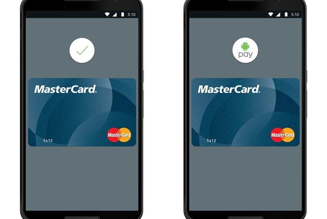 MasterCard® korisnicima kartica donosi Android Pay