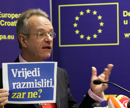 Budućnost EU ovisit će i o hrvatskim odlukama