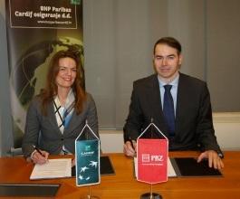 PBZ i BNP Paribas Cardif osiguranje lansirali Card protect
