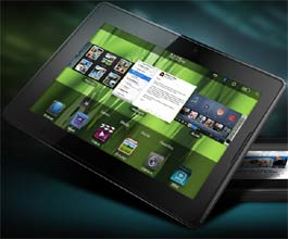 Službeno predstavljen PlayBook, BlackBerryjev odgovor iPadu