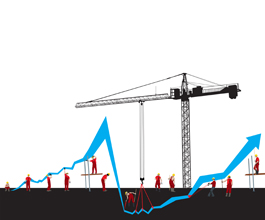 Nastavljen pad građevinskog sektora – izdano 14% manje odobrenja za građenje
