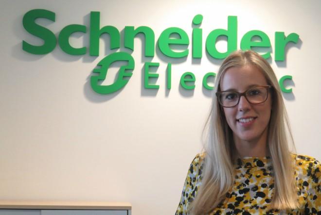 Rahela Sakoman nova regionalna direktorica ljudskih resursa kompanije Schneider Electric