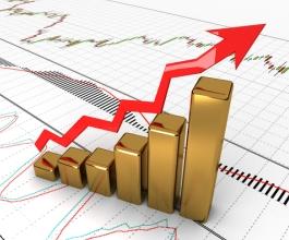 Rast globalnih prihoda od trgovine na malo