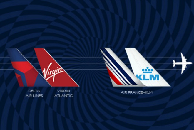 Potpisan sporazum o suradnji između Air France –KLM, Bransonovog Virgin Atlantica i Delta Air Lines