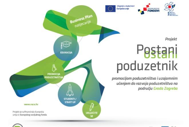 Prijavite se na završnu konferenciju  projekta Postani/ostani poduzetnik!