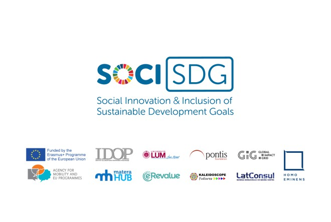 Započeo transeuropski projekt Social Innovation & Inclusion of Sustainable Development Goals – sociSDG